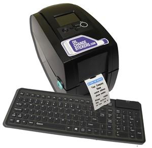 Affordable Oil Change Printer System